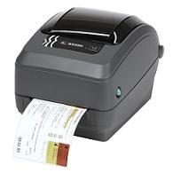 Термотрансферный принтер Zebra GX-430t