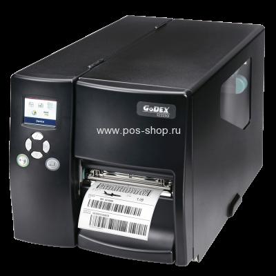 Термотрансферный принтер Godex EZ-2250i/2350i для ЕГАИС